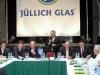 Jüllich Glas sajtótájékoztató